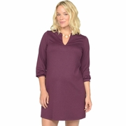 Maternal America A Line Maternity Shift Dress