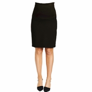 Maternal America Audrey Belly Support Pencil Skirt