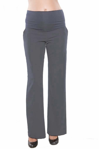 SOLD OUT Maternal America Audrey Relax Fit Maternity Trousers