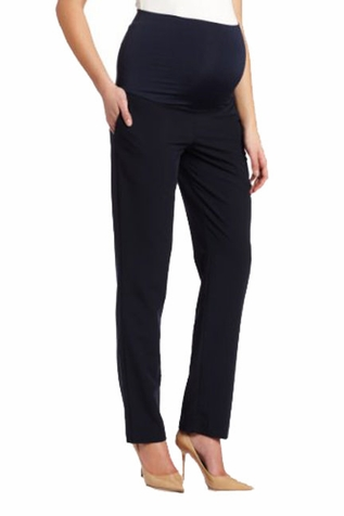 SOLD OUT Maternal America Audrey Slim Fit Maternity Trousers