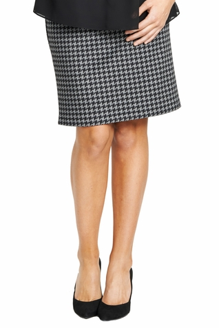 SOLD OUT Maternal America Belly Dart Career Maternity Skirt