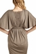 SOLD OUT Maternal America Braided Back Cape Dress