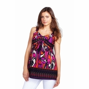 SOLD OUT Maternal America Chloe Twist Top