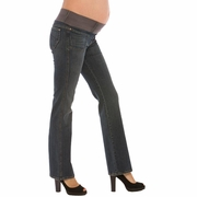 Maternal America Classic Fit Maternity Jeans