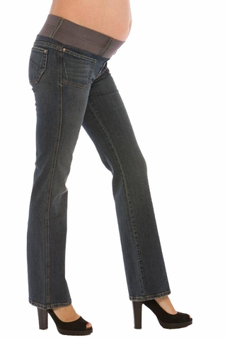 SOLD OUT Maternal America Classic Fit Maternity Jeans