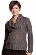 Maternal America Convertible Long Sleeve Sweater - FINAL SALE