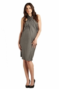 Maternal America Convertible Miracle Maternity Dress