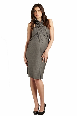 SOLD OUT Maternal America Convertible Miracle Maternity Dress