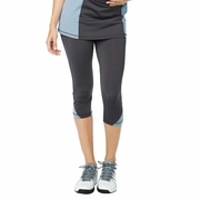 Maternal America Cropped Maternity Active Yoga Pants