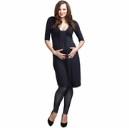 SOLD OUT Maternal America Flutter Maternity Dress