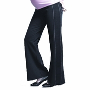 Maternal America French Terry Maternity Pants