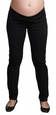 Maternal America Straight Leg Knit Jersey Maternity Pants