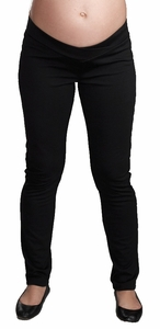 SOLD OUT Maternal America Straight Leg Knit Jersey Maternity Pants