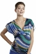 SOLD OUT Maternal America Laced Sleeve Kimono Maternity Top