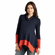SOLD OUT Maternal America Layered Loose Fit Maternity Sweater