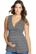 SOLD OUT Maternal America Maternity Sleeveless Top