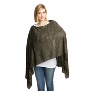 Maternal America Nursing Cover And Scarf - Spacedye