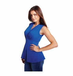 Maternal America Original Tummy Tuck Sleeveless Compression Top