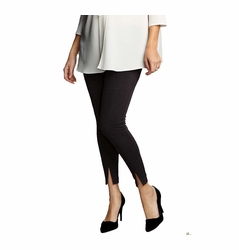 SOLD OUT Maternal America Princess Seam Ankle Maternity Pant