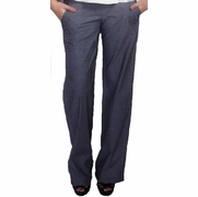 Maternal America Straight Leg Trouser Maternity Pants