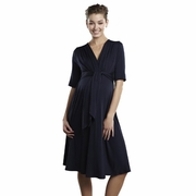Maternal America Summer Weight Front Tie Dress