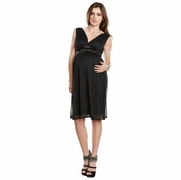 SOLD OUT Maternal America Tulle Maternity Dress