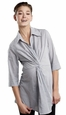 Maternal America Twist Front Maternity Tunic