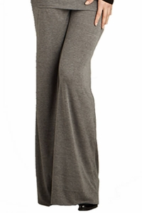 SOLD OUT Maternal America Wide Leg Loose Knit Pants