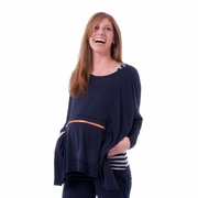 TEMPORARILY OUT OF STOCK Molly Ades Maternity And Nursing Poncho