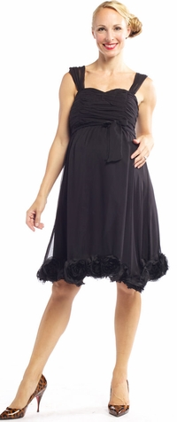 SOLD OUT  Moody Mamas Elle Maternity Dress