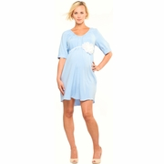 SOLD OUT More of Me Baby Shower Maternity Dress