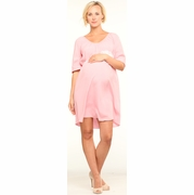 TEMPORARILY SOLD OUT More of Me Baby Shower Maternity Dress