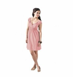 Mothers en Vogue Anna Jane Maternity And Nursing Dress