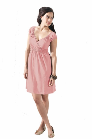 SOLD OUT Mothers en Vogue Anna Jane Maternity And Nursing Dress