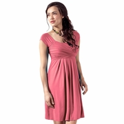 Mothers en Vogue Lola Mae Maternity And Nursing Dress