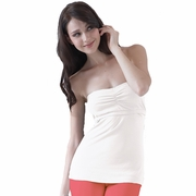 Mothers en Vogue Nursing Bandeau Strapless Tube Top
