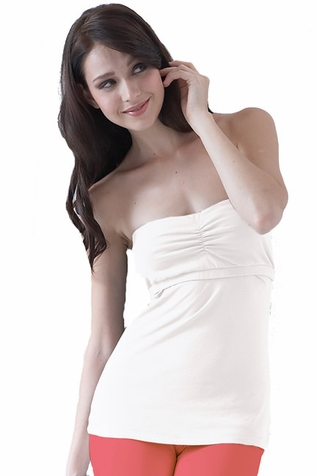 SOLD OUT Mothers en Vogue Nursing Bandeau Strapless Tube Top