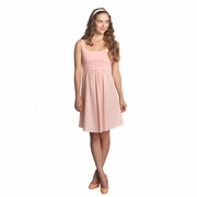 Mothers en Vogue Sweet Pea Cotton Maternity and Nursing Dress