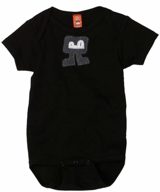 My Funky Little Monkey Long Sleeve Monster Bodysuit