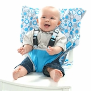 My Little Seat Travel Highchair - Hula Loops