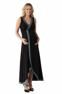 SOLD OUT Nixilu By Majamas Maternity And Nursing Maxi Dream Dress