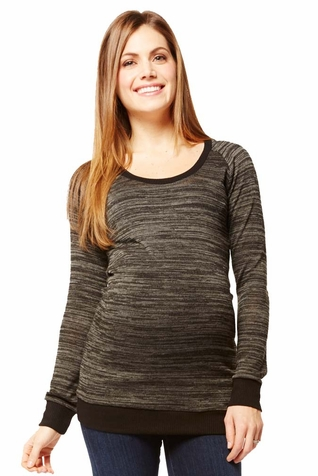 SOLD OUT NOM Maternity Carrie Lightweight Sweater