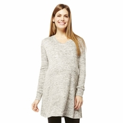 NOM Maternity Toni Tunic Sweater
