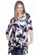 SOLD OUT Nom Paloma Print Maternity Tunic Top