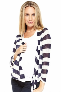 Nom Scout Lightweight Maternity Cardigan Sweater