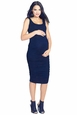 NOM Stella Maternity Bodycon Tank Dress