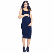 SOLD OUT NOM Stella Maternity Bodycon Tank Dress