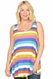 SOLD OUT Nom Wesley Stripe Maternity Tank Top