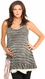 SOLD OUT Nuka Cascade Ruffle Maternity Tank Top