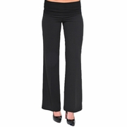 Olian Classic Crepe Maternity Career Pants
